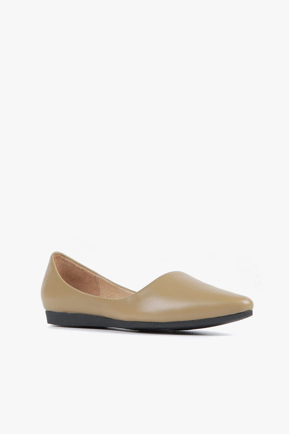 Pointy-Toe Wedges